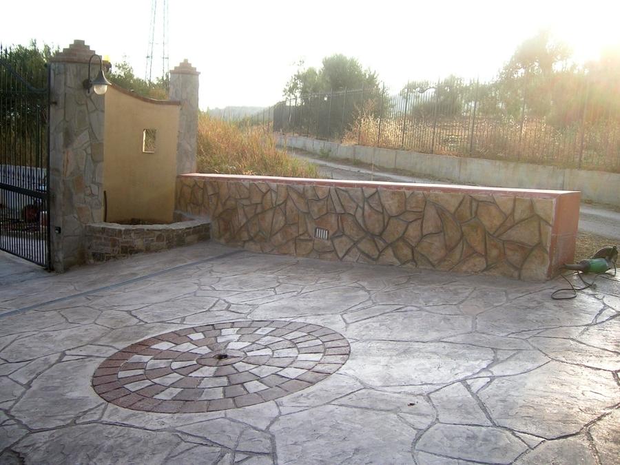 Foto: Pavimentazione In Cemento Stampato di Antica Edilizia S.r.l. #49724 - Habitissimo