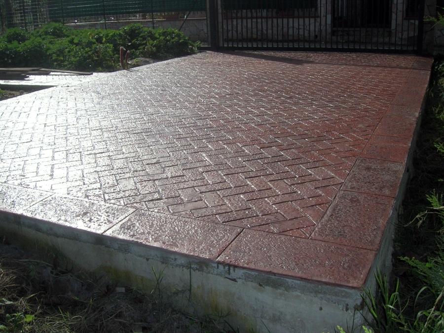 Foto: Pavimentazione In Cemento Stampato di Antica Edilizia S.r.l. #49728 - Habitissimo