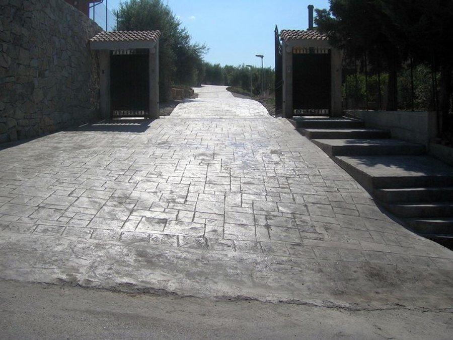 Foto: Pavimentazione In Cemento Stampato di Antica Edilizia S.r.l. #49732 - Habitissimo