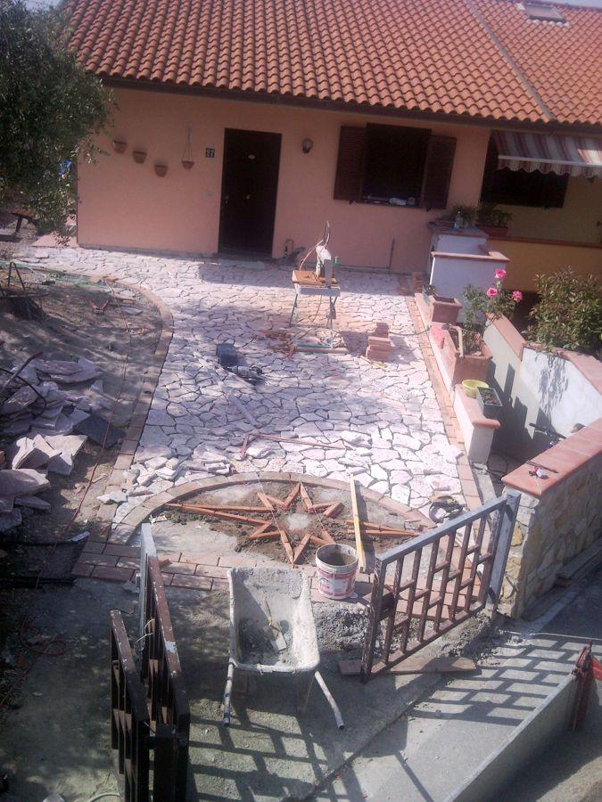 pavimentazione pietra