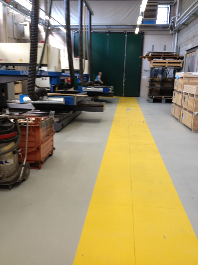 Foto pavimenti in resina de pulizie ponzoni 167160 for Pavimenti in resina opinioni