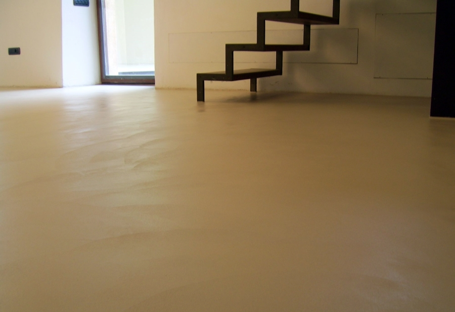 Foto pavimento in resina de gp resin style 102350 for Pavimenti in resina opinioni