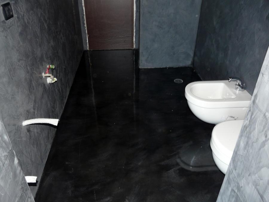 Resina idee pavimento : Bagno Con Pavimento In Resina : Foto: Pavimento In Resina De ...