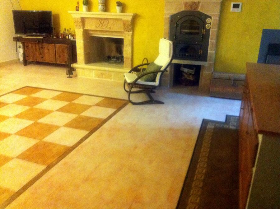 Foto pavimento realizzato in suberite di parquet livorno for Parquet livorno luca alessio livorno li