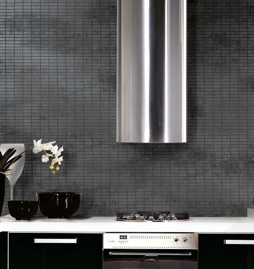 Foto piastrelle riv cucina new di candian renato 65499 habitissimo - Foto piastrelle cucina ...