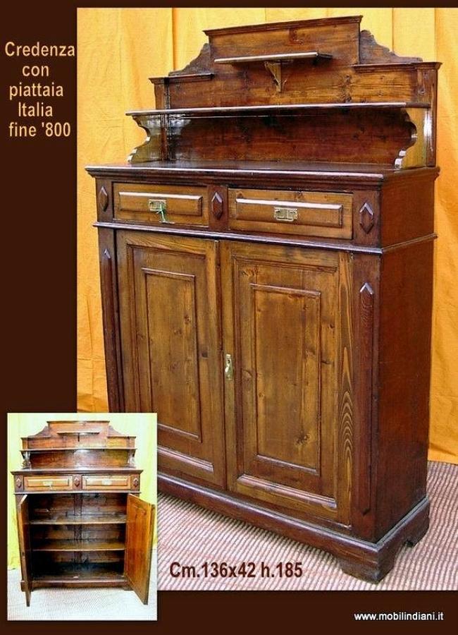 Foto piattaia antica de mobili etnici 113672 habitissimo for Piattaia antica