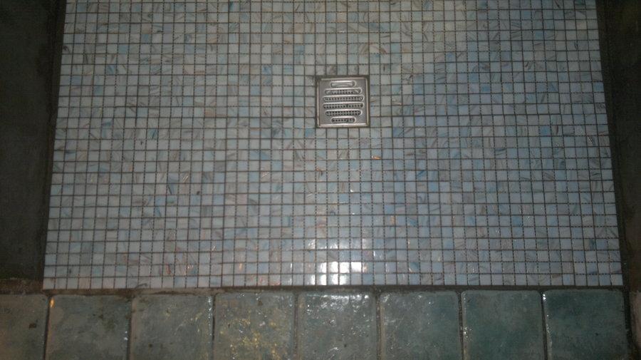 Foto piatto doccia mosaico di dedgjonaj armir 242678 - Piatto doccia mosaico ...