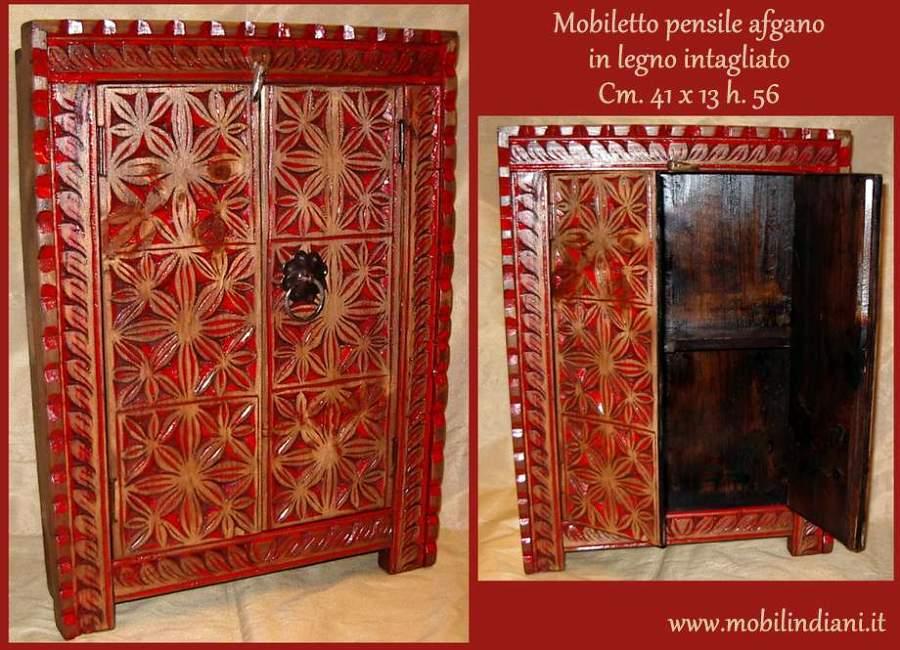 Foto piccolo mobiletto etnico di mobili etnici 113661 habitissimo - Mobili etnici prato ...