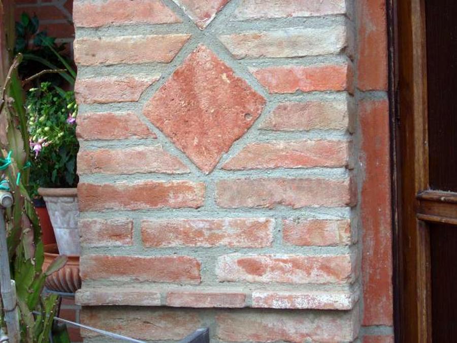 foto pilastro esterno di impresa edile treccani giovanni