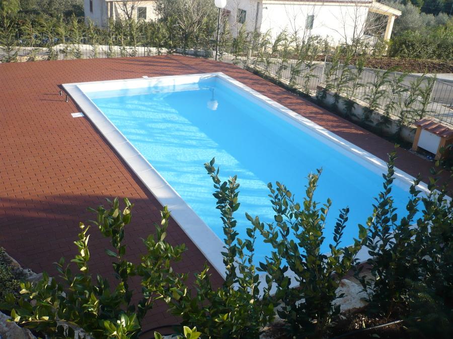 Foto piscina 4 x 8 di acqua e piscine 237983 habitissimo for Piscina 8 metri x 4