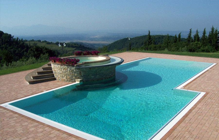 Foto piscina con rivestimento verde caraibi di manisi piscine service 242313 habitissimo - Piscina comunale ravenna prezzi ...