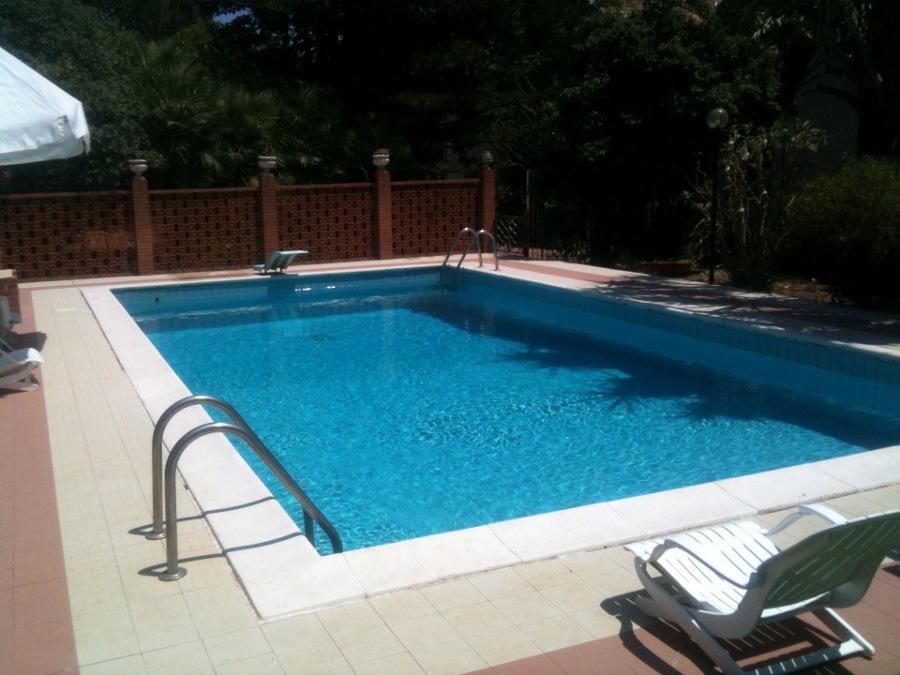 Foto piscina rettangolare di tecnoacqua 147682 habitissimo for Piccole planimetrie della piscina