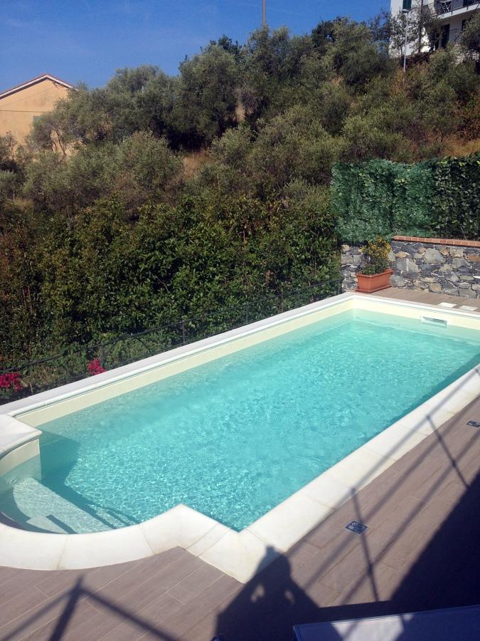 foto piscina skimmer spotorno di verde e acqua srl