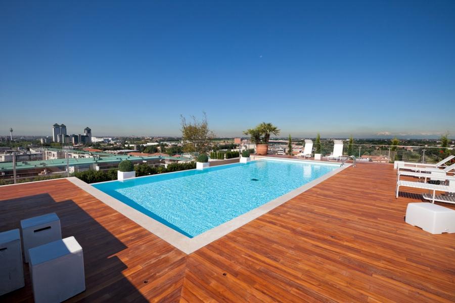 Foto piscina su attico di sici piscine 148034 habitissimo - Foto di piscine ...