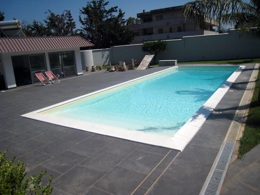 Foto piscine a skimmer di piscine systems 77567 - Foto di piscine interrate ...