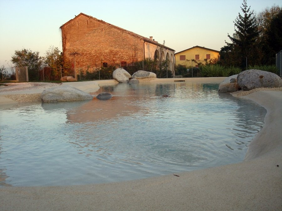 Foto piscine biodesign de consulting system services 86106 habitissimo for Piscine biodesign