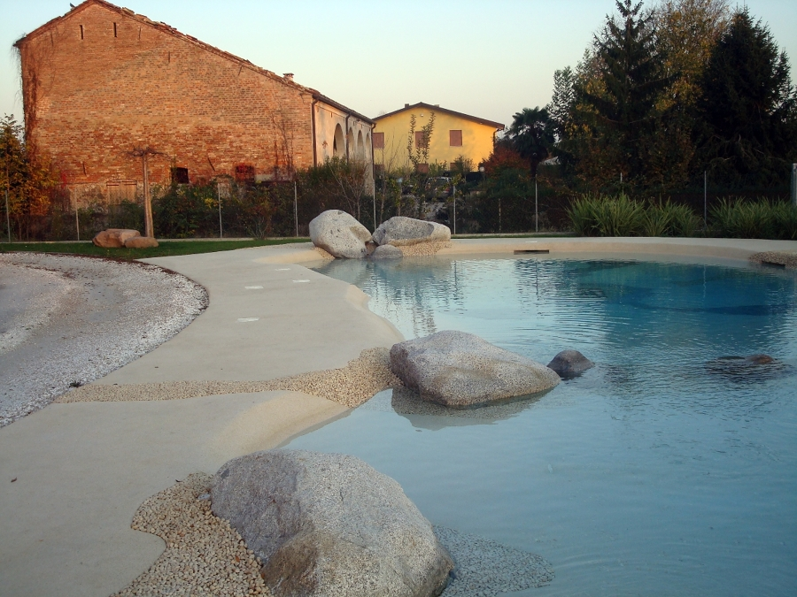 Foto piscine biodesign de consulting system services 86108 habitissimo for Piscine biodesign