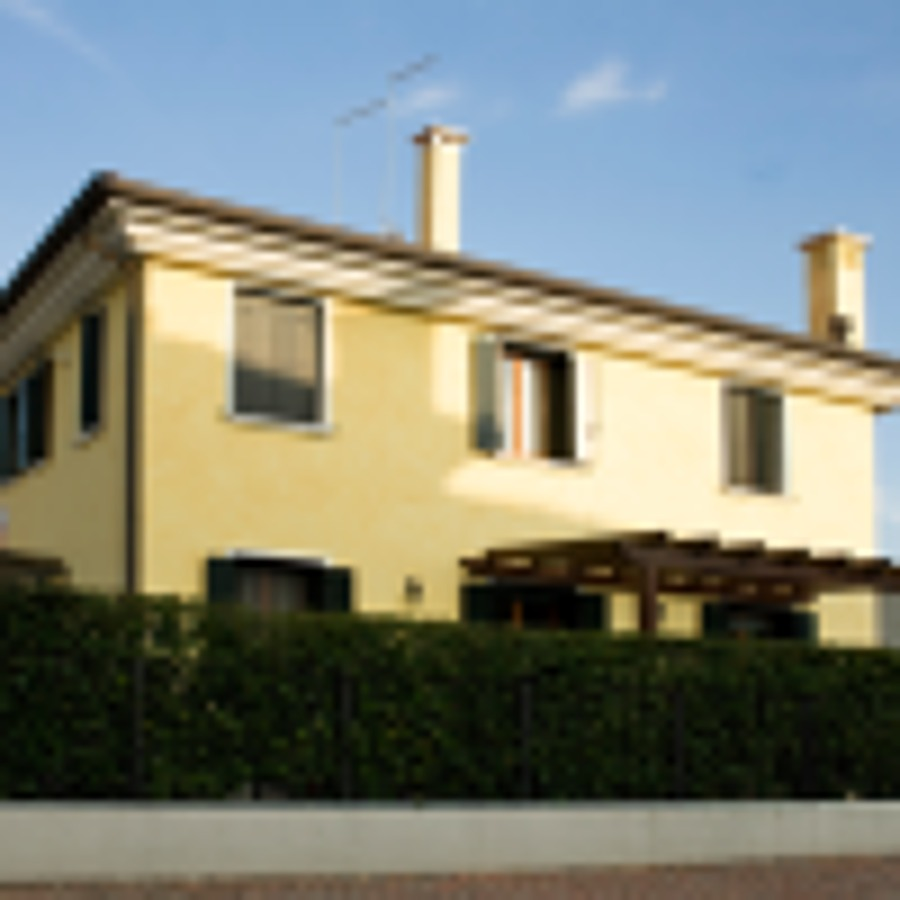 Foto pittura al quarzo x esterni di tm dipinture 190617 - Come scegliere il colore esterno della casa ...