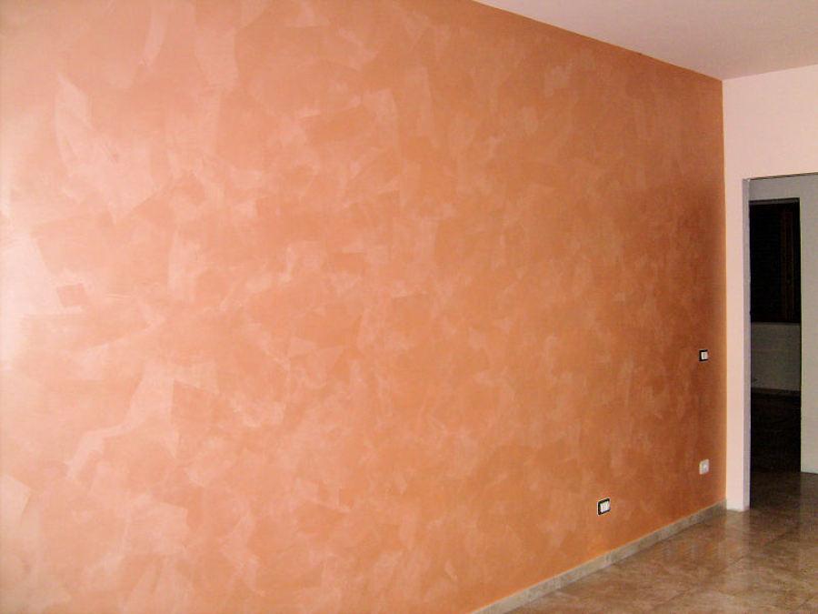 Foto pittura interna di edilizia artigiana onorati fabio - Tecnica di pittura per pareti interne ...
