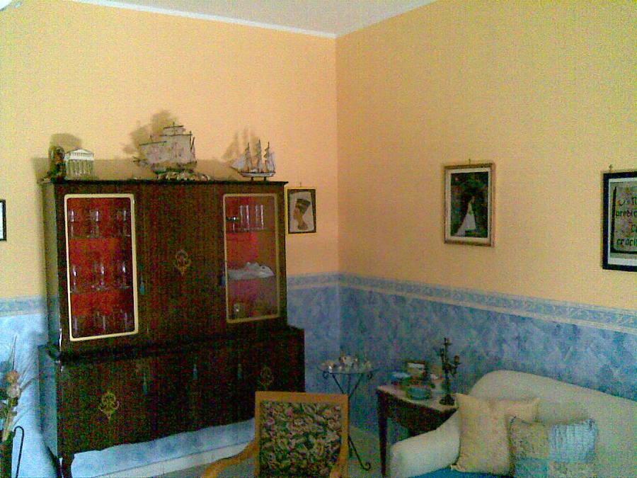 Foto: pitturazione a lambri' in un soggiorno di magma #61627 ...