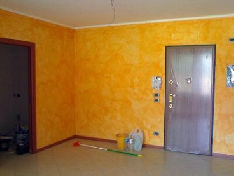 pitturazione con antiche terre fiorentine
