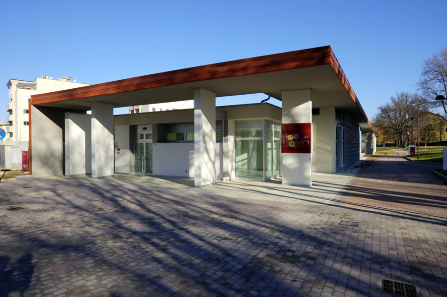 Polo scolastico a Ozzano dell'Emilia - Bologna