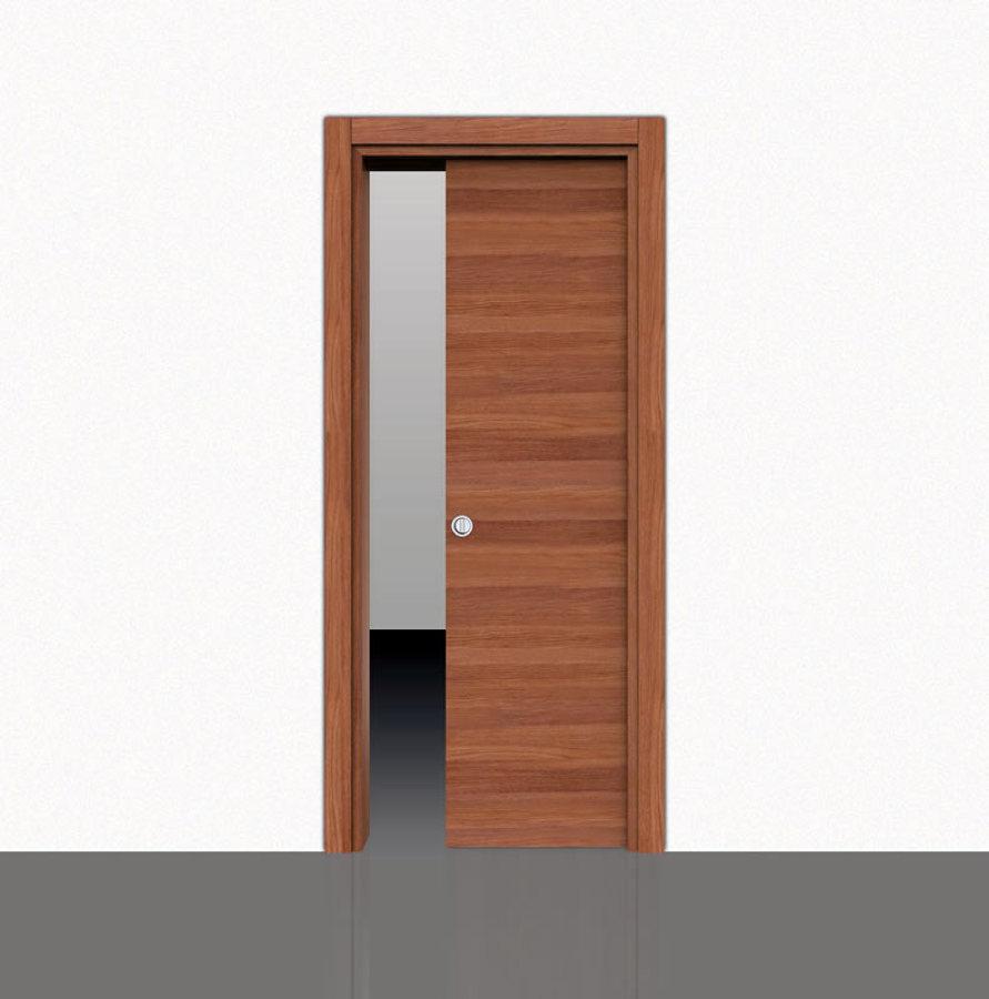 Foto porta cacao scorrevole a scomparsa di edilporte srl - Porta scorrevole a scomparsa ...