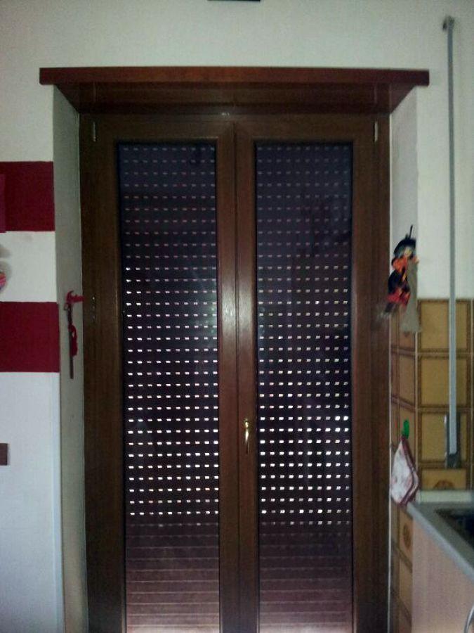 Foto porta finestra in pvc di h al installazioni 151485 for Porta finestra pvc