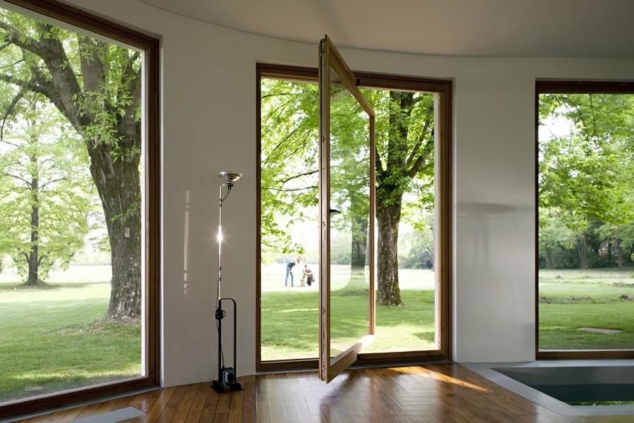Foto porta finestra di serramenti panto 43705 habitissimo - La finestra biz srl ...