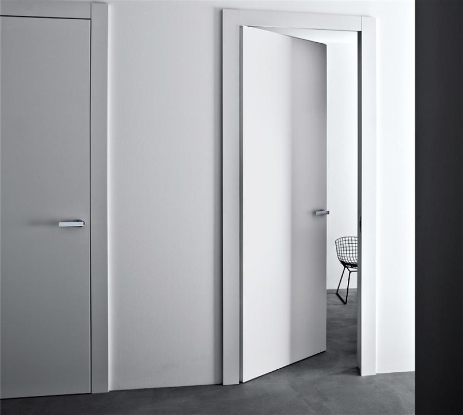 Foto porta interna filo 55 di covi porte 80195 habitissimo - Finished white interior doors ...