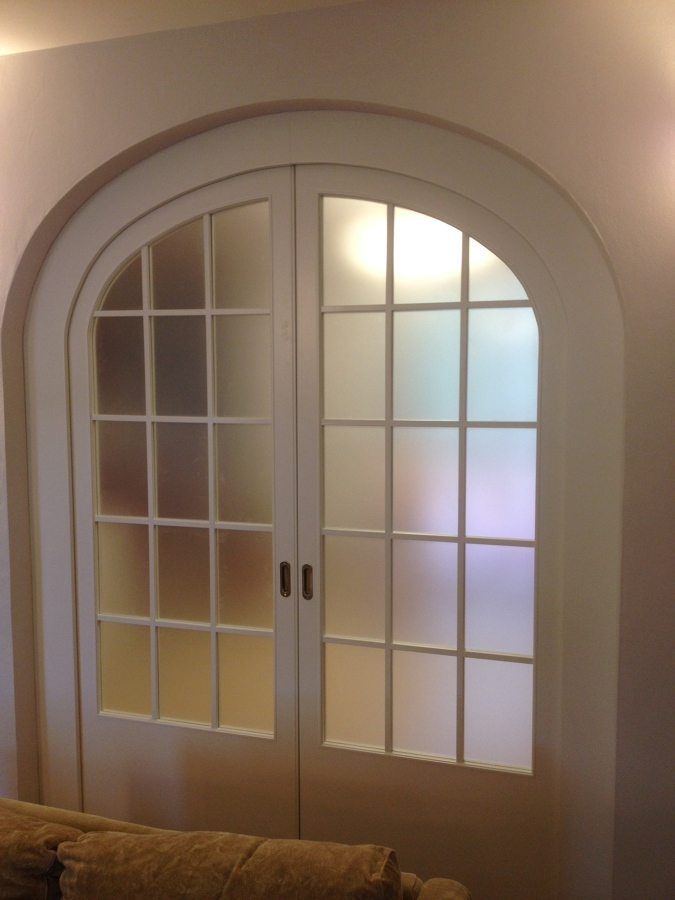 Foto porta scorrevole de homecolors srl 230119 habitissimo - Porte stile inglese ...