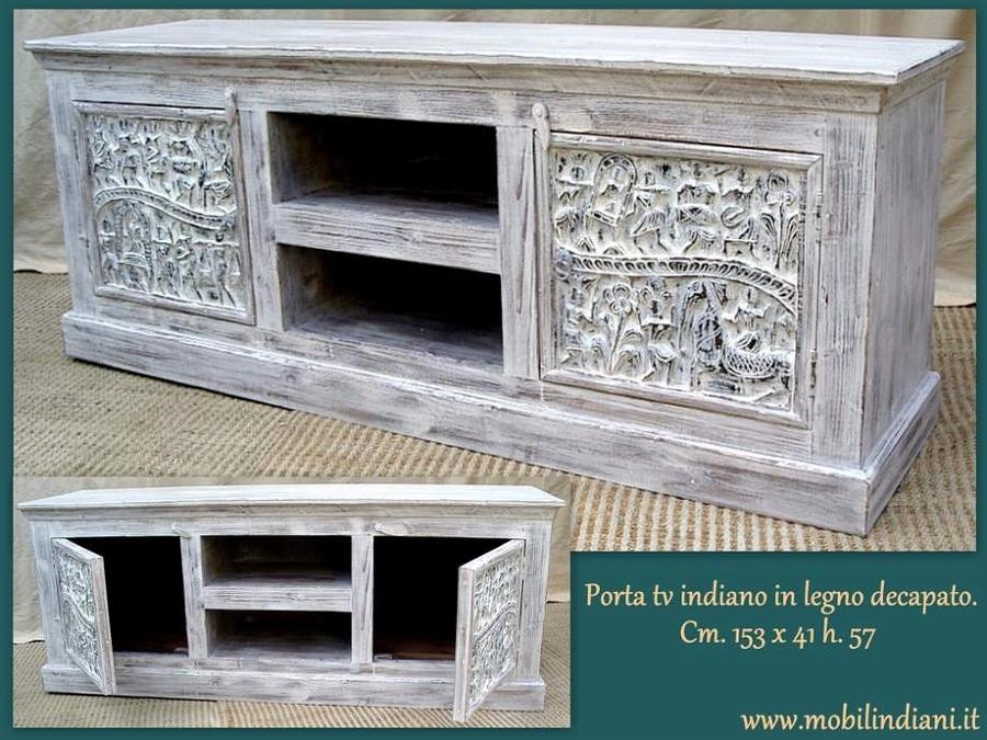 Mobile porta tv usato top mobili arredo casa poltrona for Negozi arredamento etnico