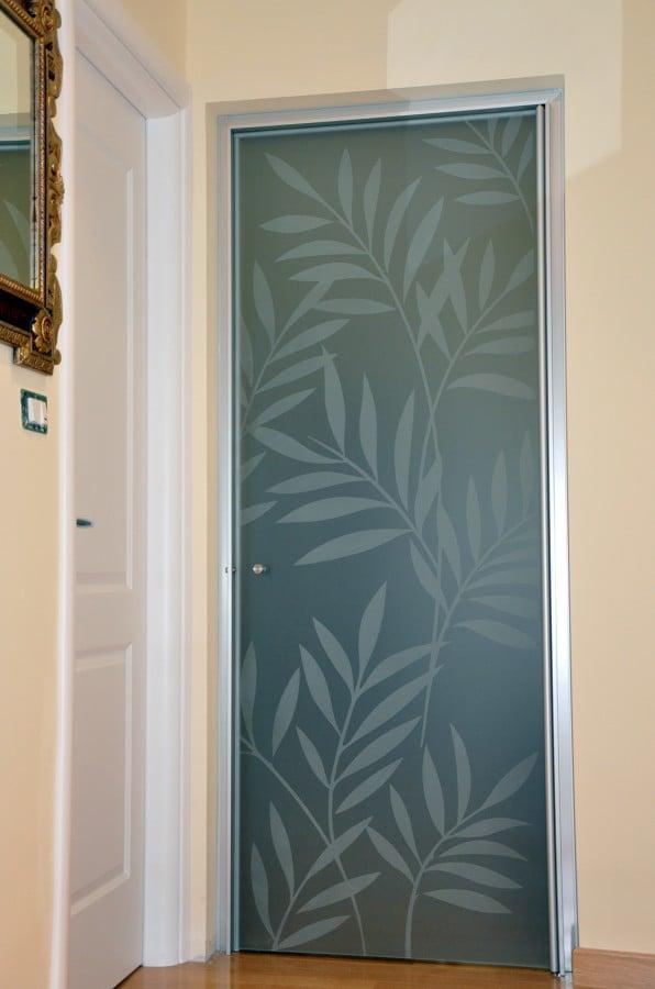 Foto porta vetro battente di mazzoli porte vetro 60938 - Porta con vetro ...