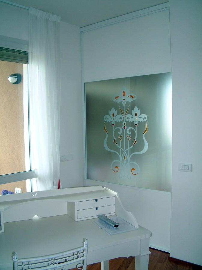 Foto porta vetro scorrevole de mazzoli porte vetro 60991 for Porte scorrevoli in vetro napoli