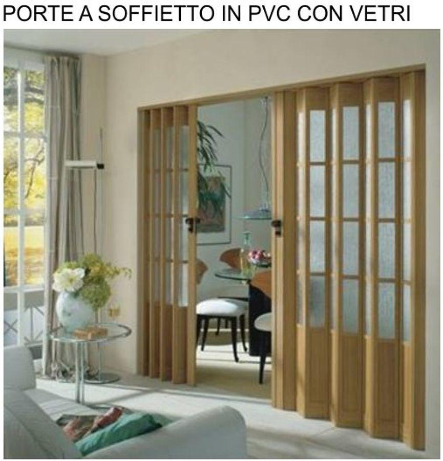 Foto porte a soffietto in pvc de portend lissone 66325 habitissimo - Porte a soffietto milano ...