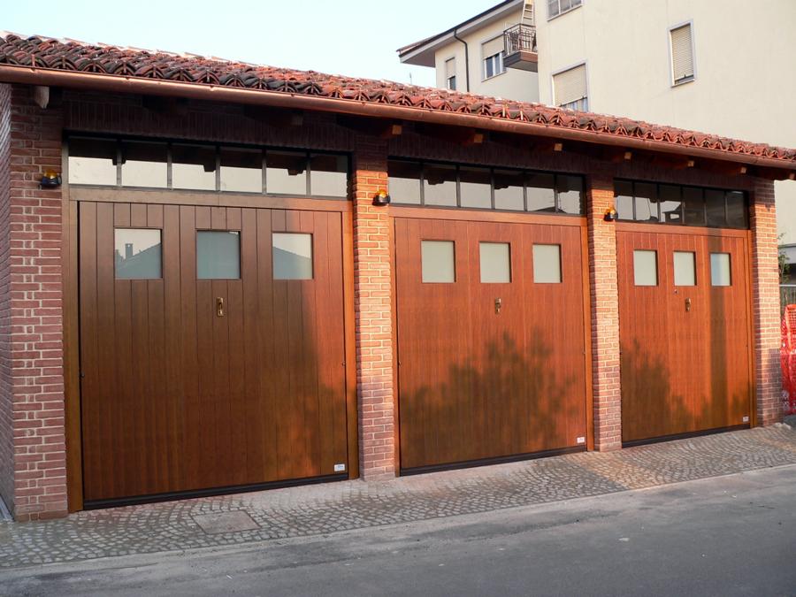 Foto: Porte Basculanti De Aprisystem #40613 - Habitissimo