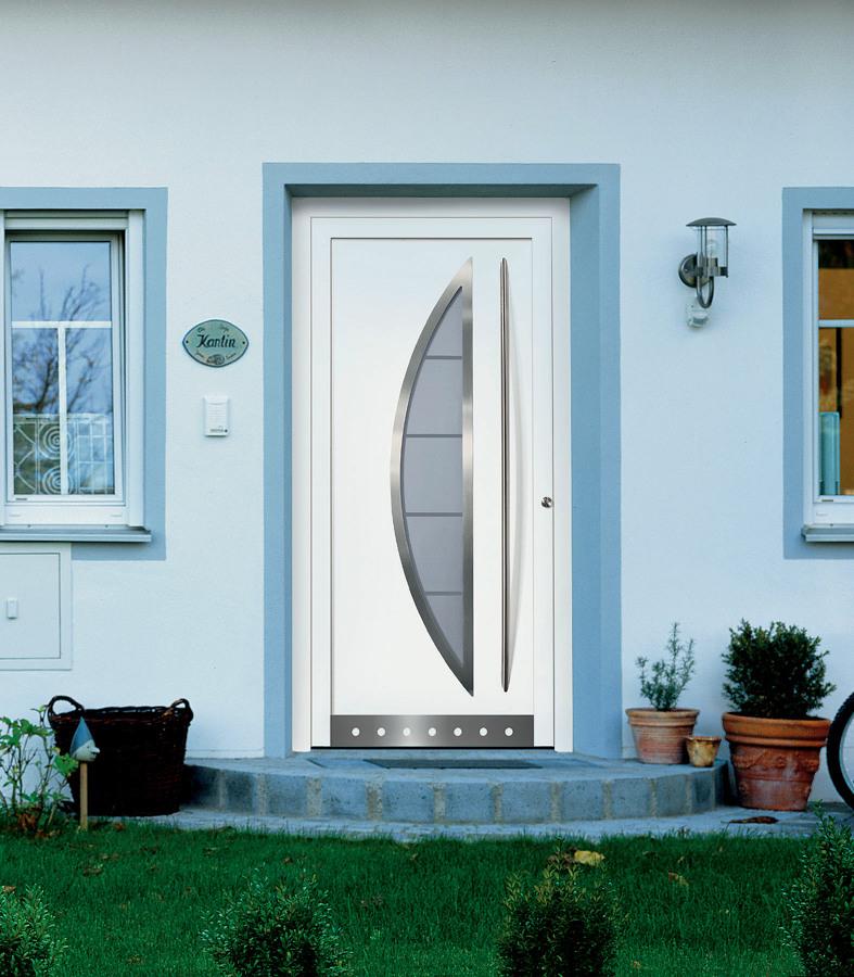 Foto porte d 39 ingresso de h rmann italia 48597 habitissimo for Porte d ingresso