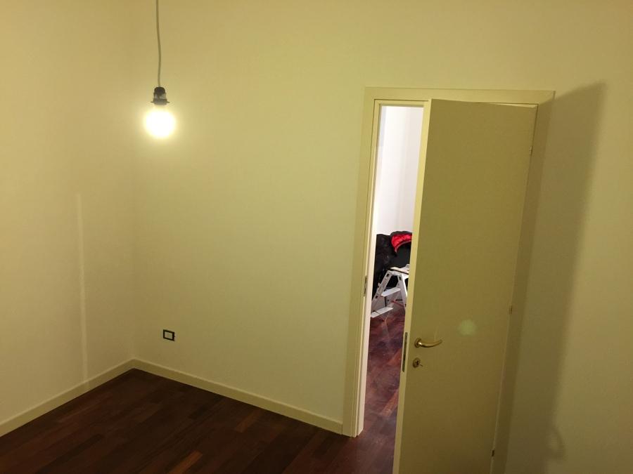 porte interne e zoccolino montati a regola d'arte