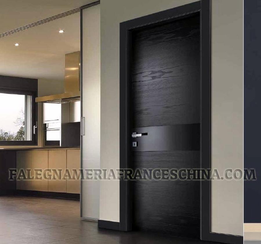 Foto porte interne frassino laccato de falegnameria franceschina 54306 habitissimo - Porte interne dierre opinioni ...