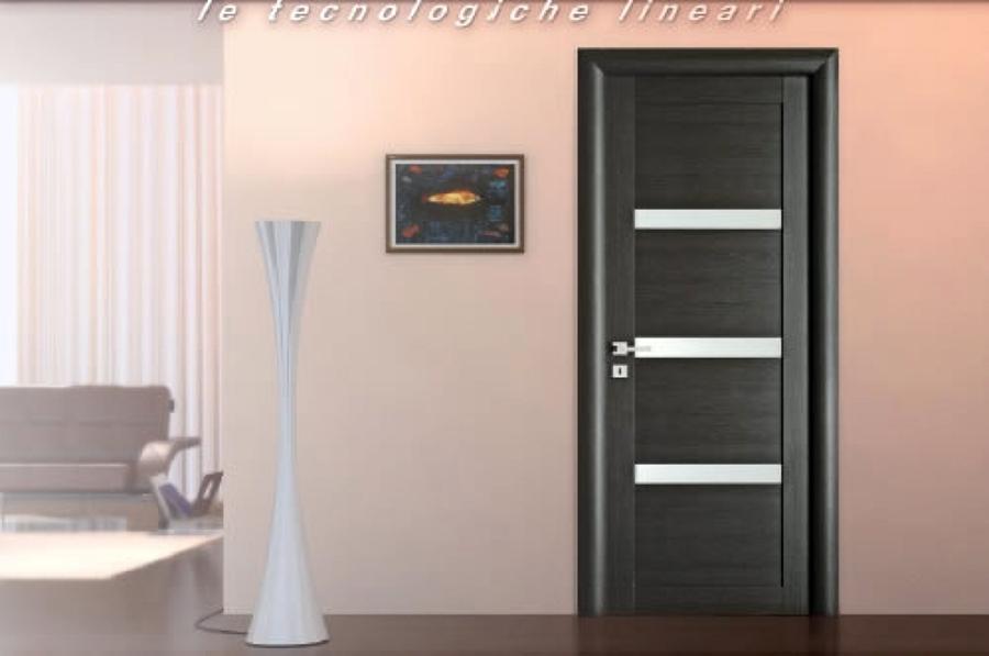 Foto porte interne laminato serie trix porte de i t m serramenti di pivaro simona 53023 - Verniciare porte interne laminato ...