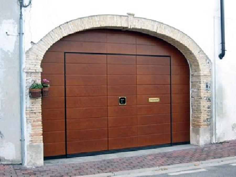 Foto: Porte Per Garage De Percasa Sas #103069 - Habitissimo