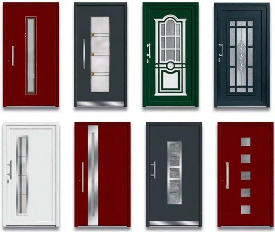 Foto portoncini di ingresso di albarestauri 93536 - Portoncini ingresso legno alluminio prezzi ...