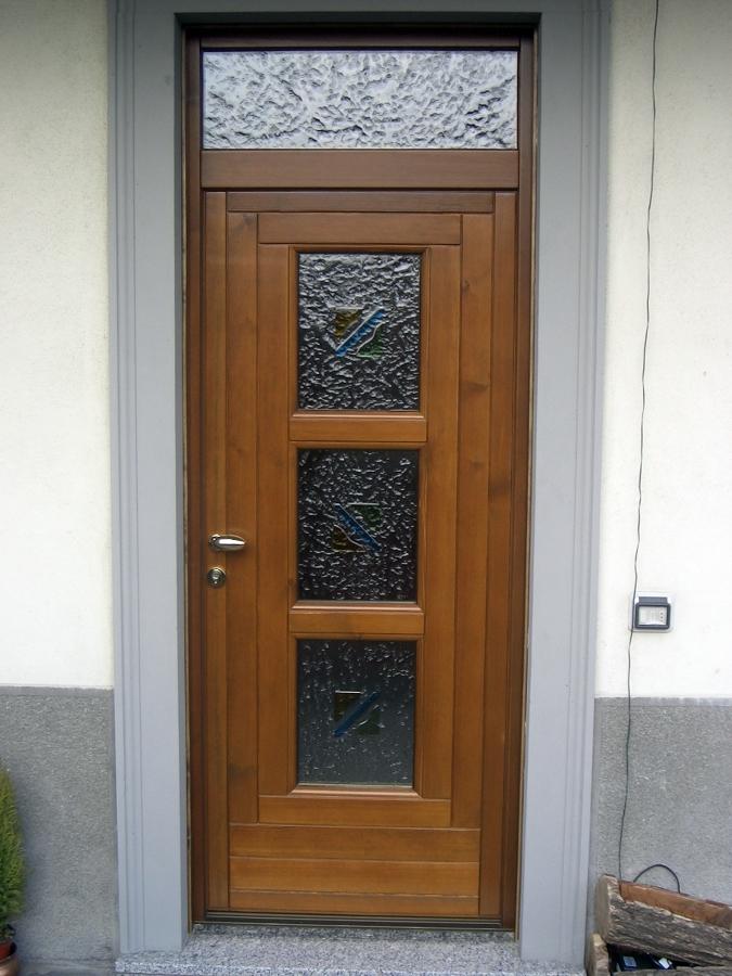 Portoncini ingresso legno e vetro rn96 regardsdefemmes - Portoncini ingresso prezzi ...