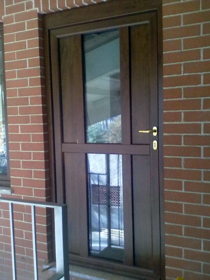 Foto portoncino ingresso in pvc di carpser 49222 for Portoncino ingresso prezzi