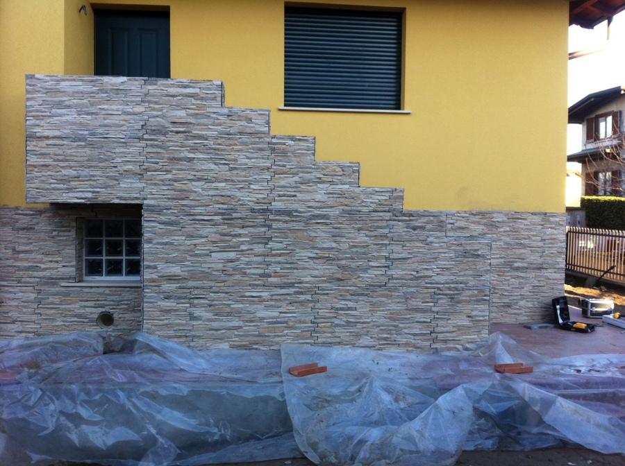 Foto posa pietre da esterno di csm multiservizi 150213 habitissimo - Pietre da esterno per rivestimento ...
