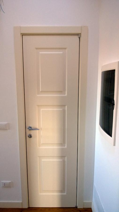 posa porte interne