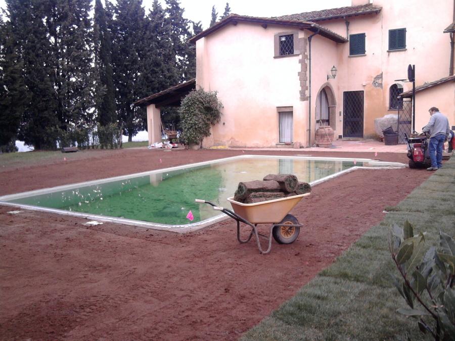 Foto posa prato di afr di alessandro ferretti 245946 for Giardinieri genova