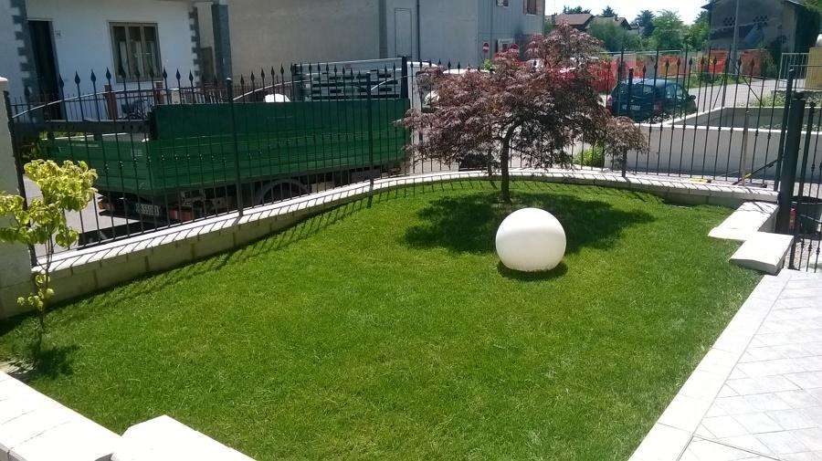 Foto prato pronto in rotoli di sm gardening 254869 for Prato pronto