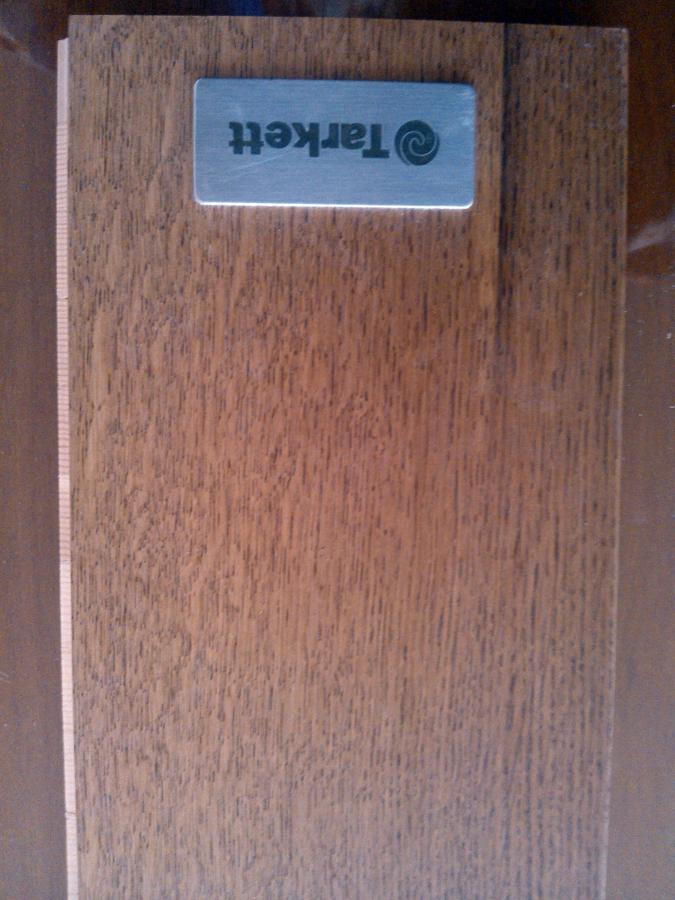 prefinito  legno Rovere Country Praline spazzolato scuro