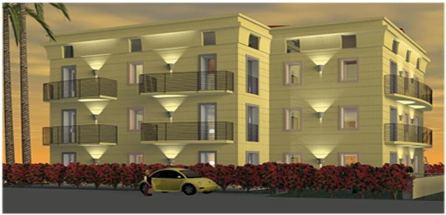 progettazione palazzo